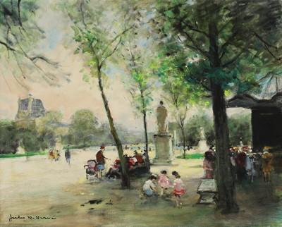 Lot 22 - *Jules René Hervé (French, 1887-1981)