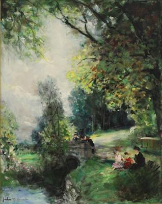 Lot 23 - *Jules René Hervé (French, 1887-1981)