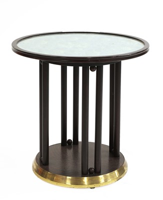 Lot 86 - A Fledermaus occasional table