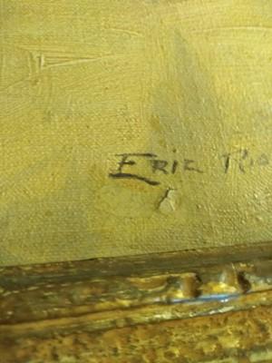 Lot 19 - Eric John Benson Riordon (Canadian, 1906-1948)
