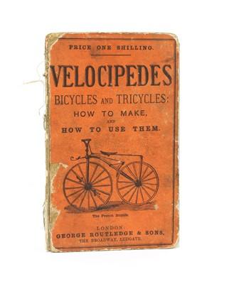 Lot 5 - BICYCLES: VELOX (pseudonym)