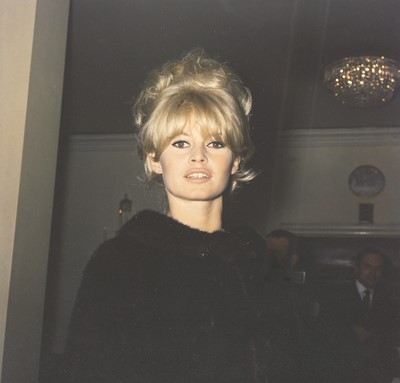 Lot 14-*BRIDGET BARDOT