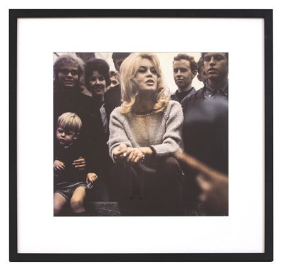 Lot 13-*BRIDGET BARDOT