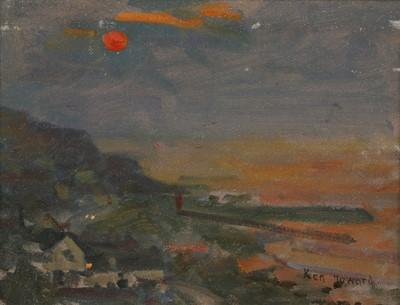 Lot 136 - *Ken Howard RA (b.1932)