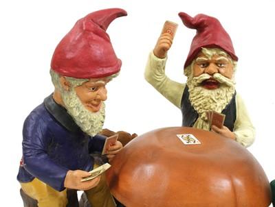 Lot 82 - GARDEN GNOMES