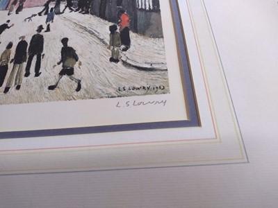 Lot 81 - *Laurence Stephen Lowry RA (1887-1976)
