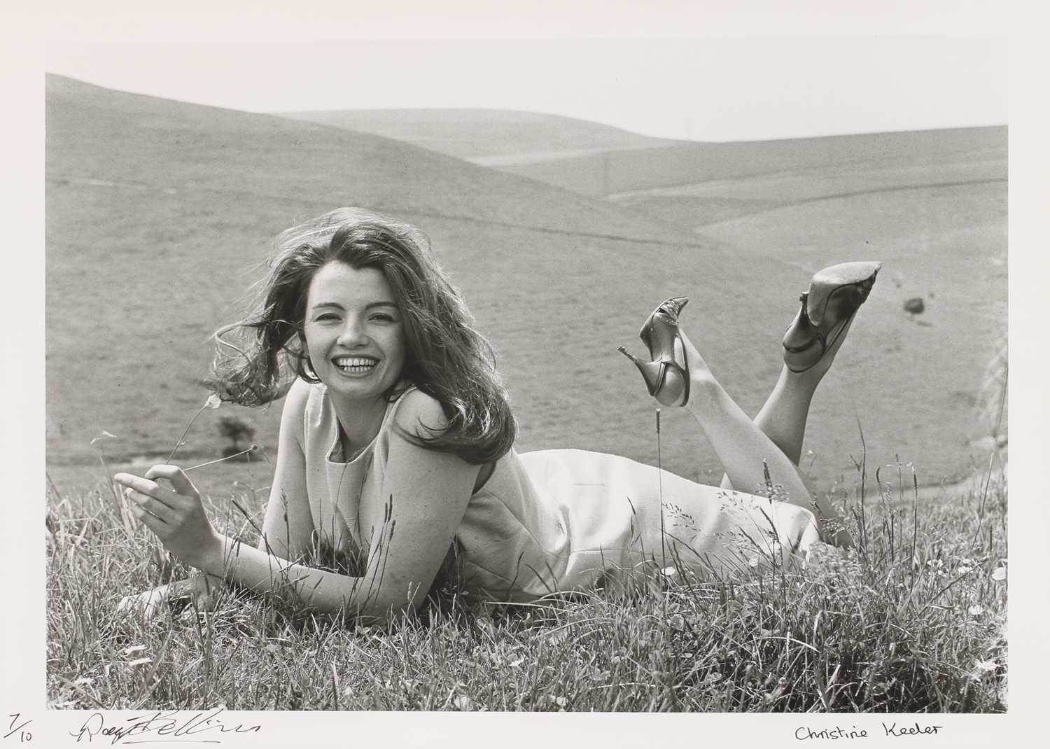 Lot 1 - *CHRISTINE KEELER