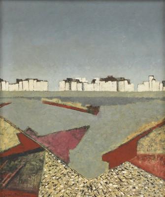 Lot 521 - *Josselin Bodley (1893-1975)