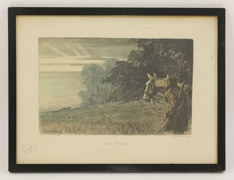 Lot 48 - *Charles Johnson Payne, called 'Snaffles' (1884-1967)