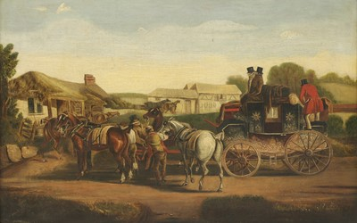 Lot 612 - Circle of Charles Cooper Henderson (1803-1877)