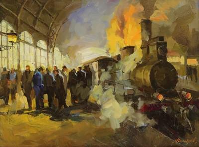 Lot 601 - Sergei Menyayev (Russian, b.1953)