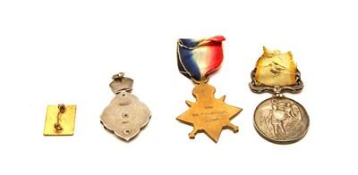Lot 11 - A Crimea medal