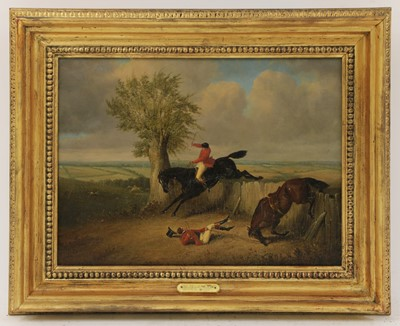 Lot 35 - Attributed to Francis Calcraft Turner (1795-1846)