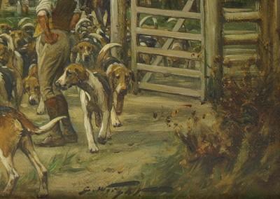 Lot 38 - George Wright (1860-1942)