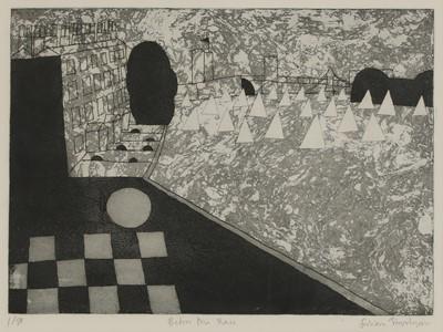 Lot 6 - *Julian Trevelyan RA (1910-1988)