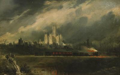 Lot 644 - Keeley Halswelle ARSA (1832-1891)