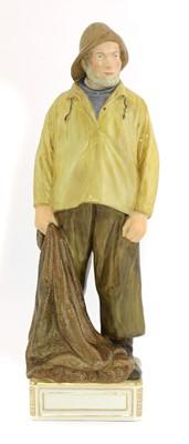 Lot 25 - A rare Royal Copenhagen 'Skagen' figure