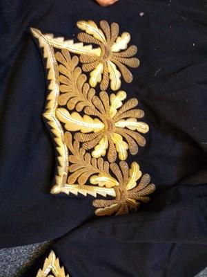 Lot 2 - A Diplomatic Corps uniform, belonging to Dadiba Merwanji Dalal (1870-1941)