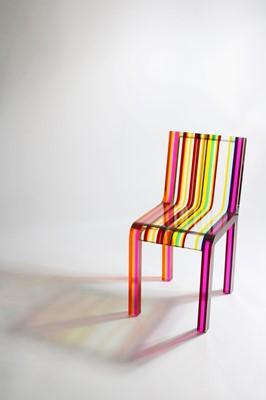 Lot 616 - A 'Rainbow Chair'
