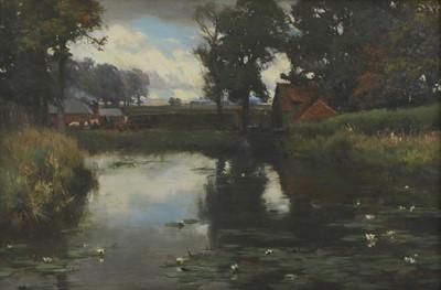 Lot 646 - David Farquharson ARA (1839-1907)