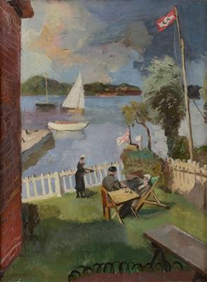 Lot 94 - Allan Walton (1892-1948)