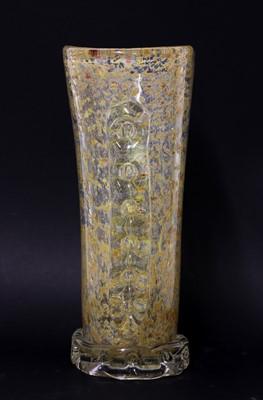 Lot 394 - A Murano glass vase