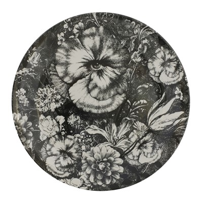 Lot 91A - A 'Themes and Variations' (Tema e Variazioni) plate
