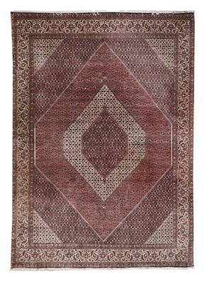 Lot 40 - A Persian Hamadan carpet