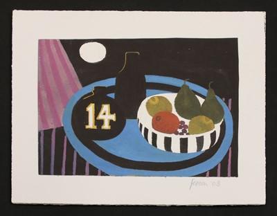 Lot 45 - *Mary Fedden RA (1915-2012)