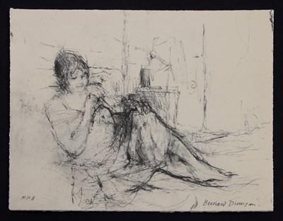 Lot 24 - *Bernard Dunstan RA  (1920-2017)