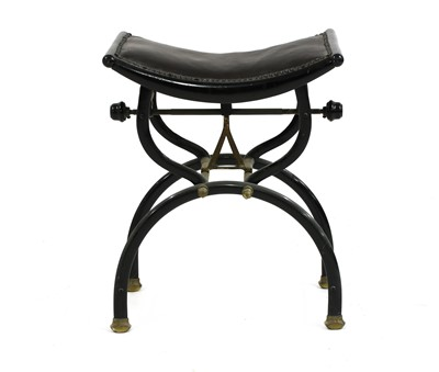 Lot 24 - C H Hare & Son Patent stool