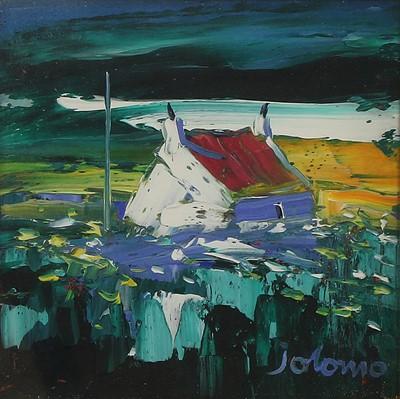 Lot 186 - *John Lowrie Morrison ('Jolomo') (b.1948)