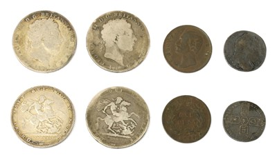 Lot 46 - Coins, Great Britain & World