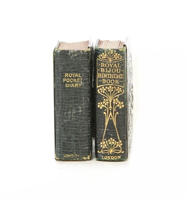 Lot 48 - Two miniature books