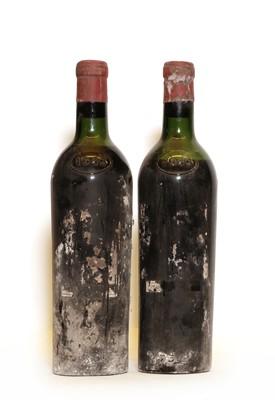 Lot 52 - Chateau Lafite Rothschild, 1er Cru Classe, Pauillac, 1945, two bottles