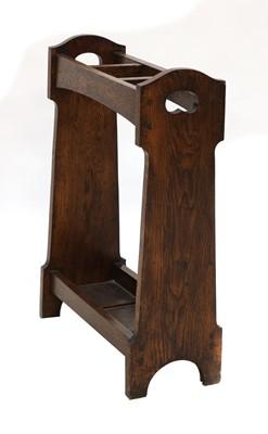 Lot 28 - A Liberty oak stick stand