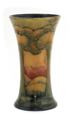 Lot 63 - A Moorcroft 'Eventide' vase