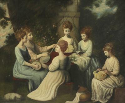 Lot 611 - After Sir Joshua Reynolds