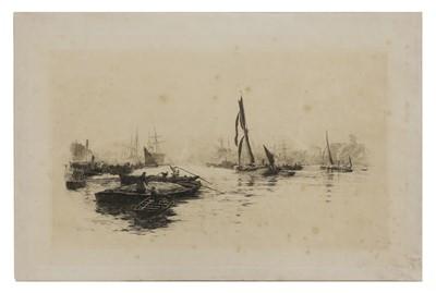 Lot 87 - William Lionel Wyllie (1851-1931)