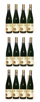 Lot 25 - Graacher Himmelreich, Riesling Auslese, Willi Schaefer, 2003, twelve bottles
