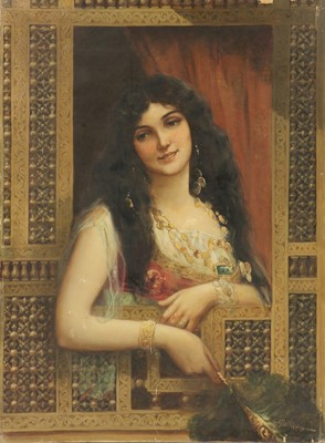 Lot 602 - R... Guillevin (19th century)