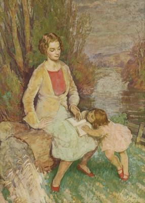 Lot 27 - *Henry Lamb RA (1883-1960)