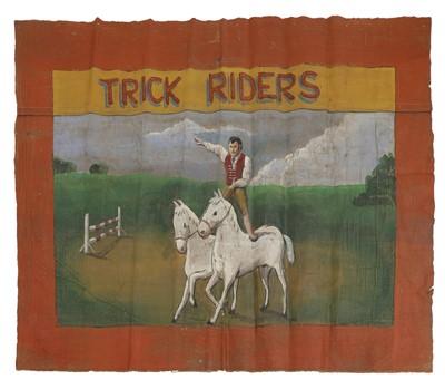 Lot 341 - 'TRICK RIDERS'