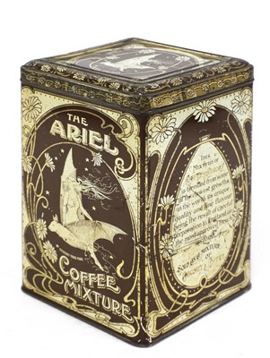 Lot 27 - WITCH'S TIN