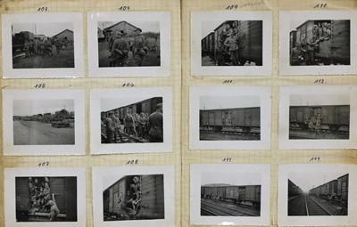 Lot 149 - WW2 GERMAN PHOTOGRAPHER'S ALBUM