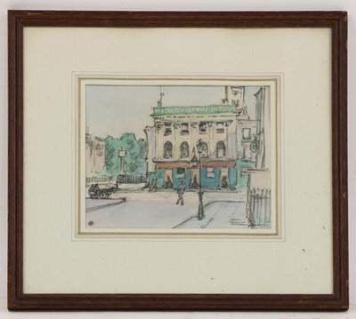 Lot 52 - Robert Polhill Bevan (1865-1925)