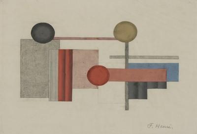 Lot 62 - Florence Henri (American, 1893-1982)
