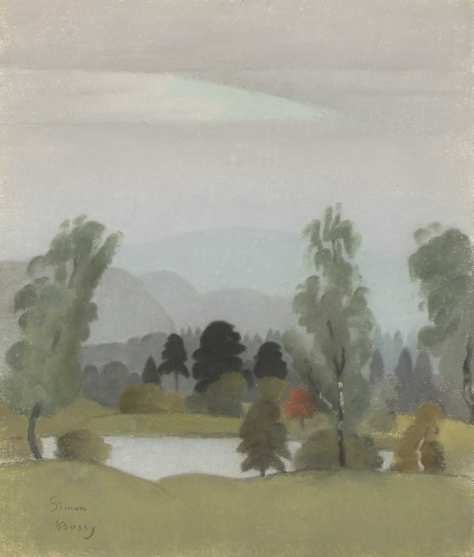 Lot 74 - *Simon Bussy (French, 1870-1954)