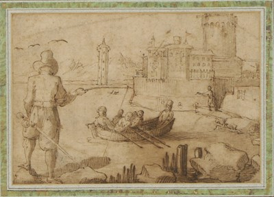 Lot 511 - Flemish School, early 17th century