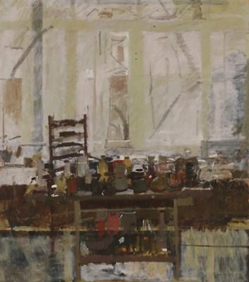 Lot 137 - *Ken Howard RA (b.1932)